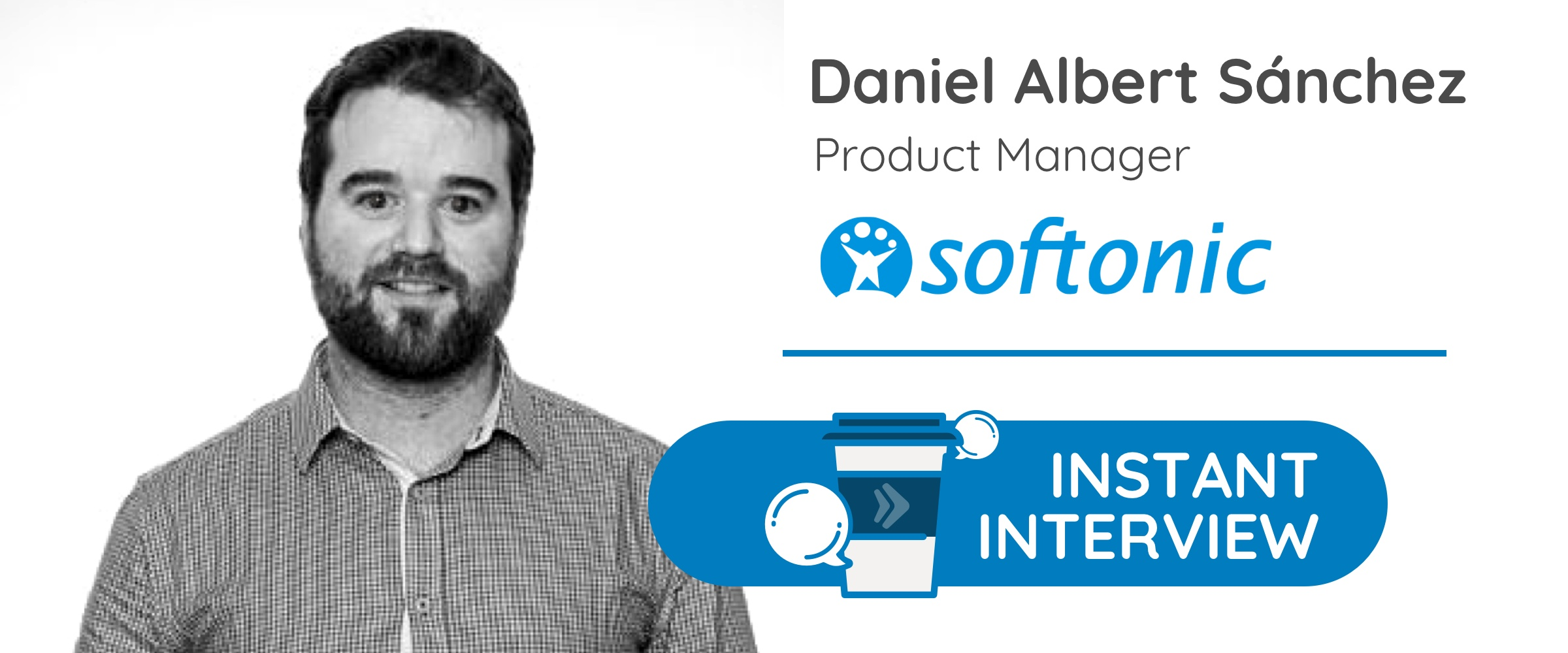 D.A, product Manager de Softonic