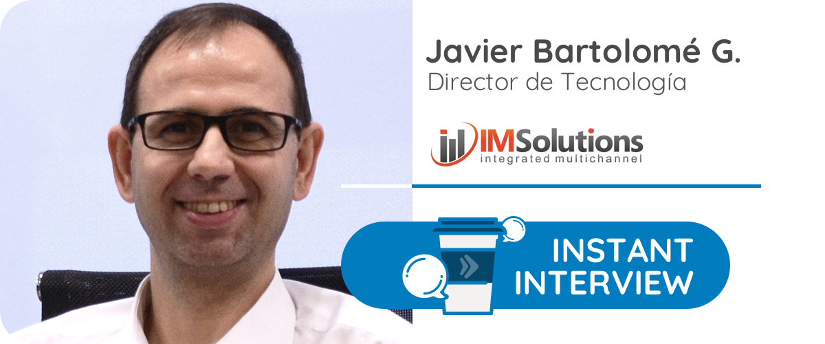 J.B, Director de tecnologia en IMSolutions
